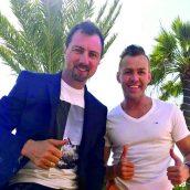 Marcin i Champions League na pustyni